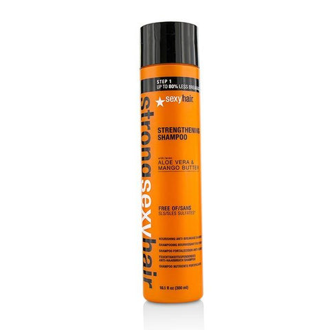 Sexy Hair Concepts Strong Sexy Hair Strengthening Nourishing Anti-Breakage Shampoo 300ml/10.1oz-Haircare-Cherry Birch