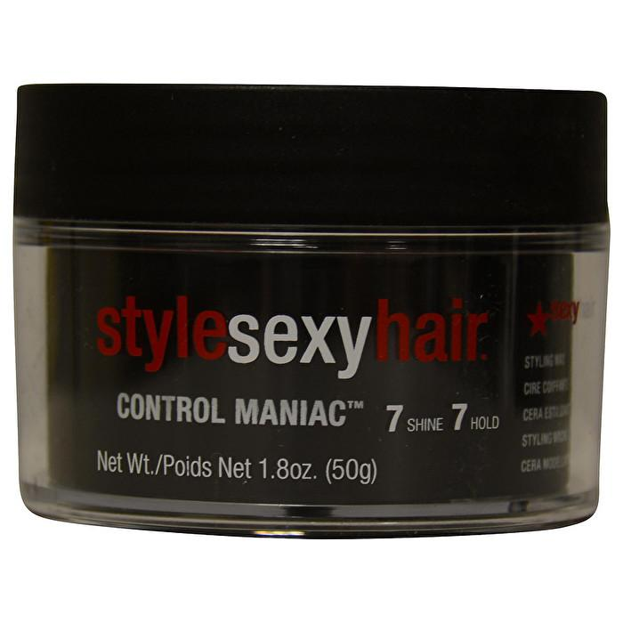 Sexy Hair Concepts Style Sexy Hair Control Maniac Styling Wax 50g/1.8oz-Haircare-Cherry Birch