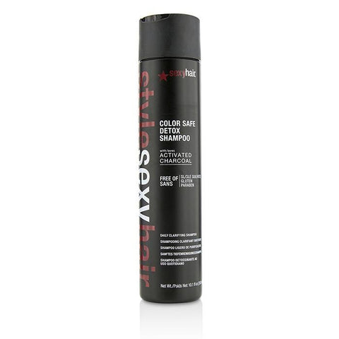 Sexy Hair Concepts Style Sexy Hair Detox Daily Clarifying Shampoo 300ml/10.1oz-Haircare-Cherry Birch