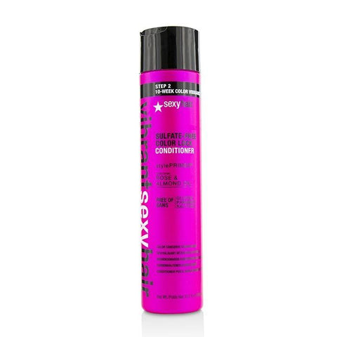 Sexy Hair Concepts Vibrant Sexy Hair Color Lock Color Conserve Conditioner 300ml/10.1oz-Haircare-Cherry Birch