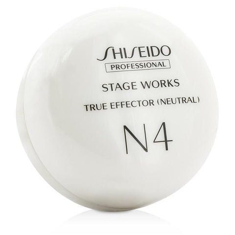 Shiseido Stage Works True Effector - # N4 (Neutral) 80g/2.8oz-Haircare-Cherry Birch