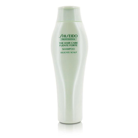 Shiseido The Hair Care Fuente Forte Shampoo (Delicate Scalp) 250ml/8.5oz-Haircare-Cherry Birch