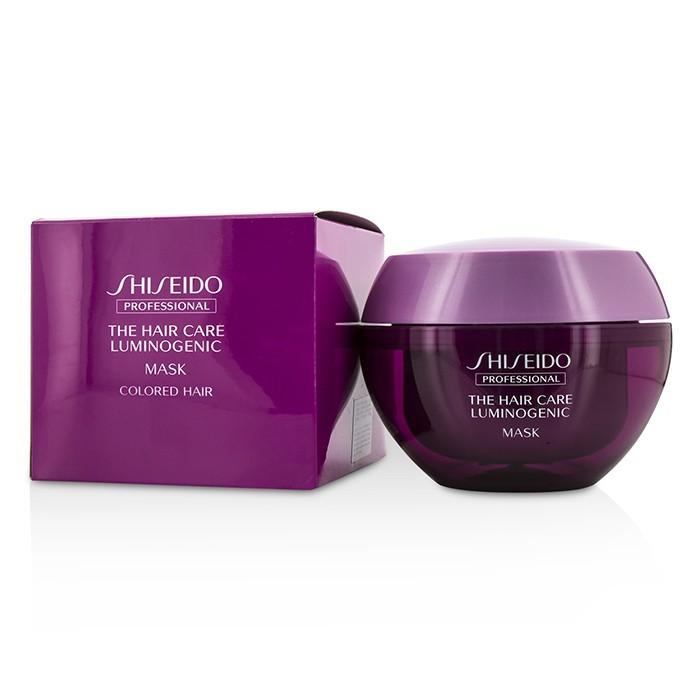 Shiseido The Hair Care Luminogenic Mask (Colored Hair) 200g/6.7oz-Haircare-Cherry Birch