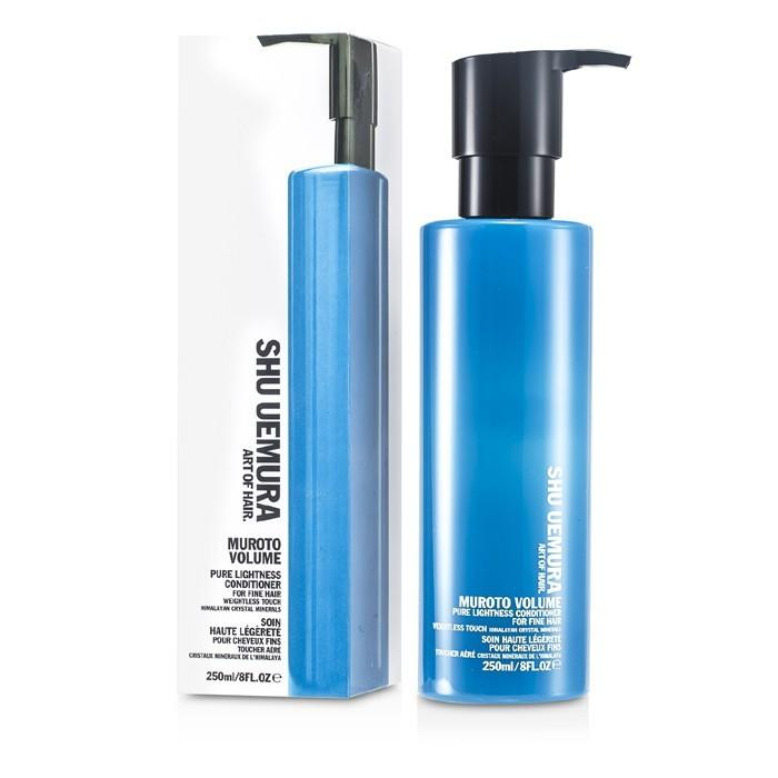 Shu Uemura Muroto Volume Pure Lightness Conditioner (For Fine Hair) 250ml/8oz-Haircare-Cherry Birch