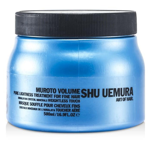 Shu Uemura Muroto Volume Pure Lightness Treatment (For Fine Hair) 500ml/16.9oz-Haircare-Cherry Birch