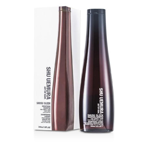 Shu Uemura Shusu Sleek Smoothing Shampoo (For Unruly Hair) 300ml/10oz-Haircare-Cherry Birch