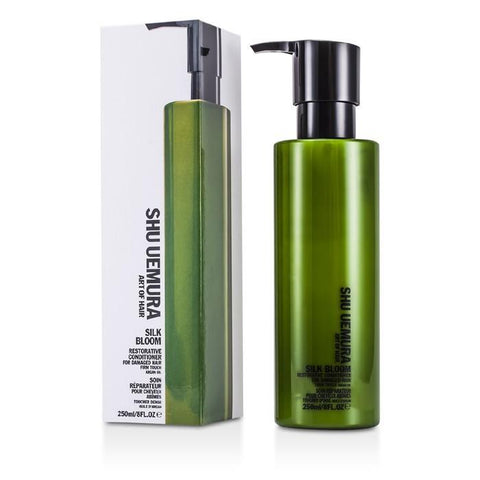 Shu Uemura Silk Bloom Restorative Conditioner (For Damaged Hair) 250ml/8oz-Haircare-Cherry Birch