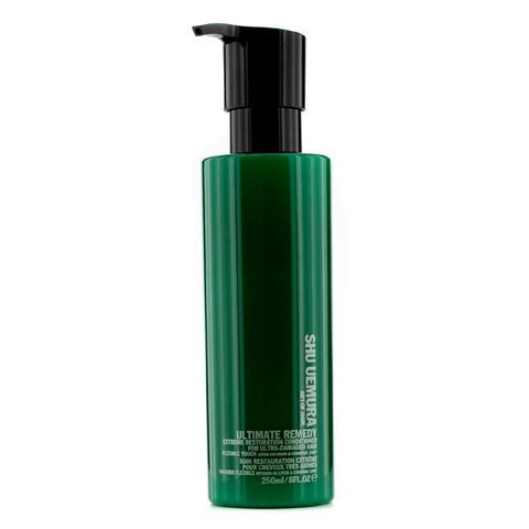 Shu Uemura Ultimate Remedy Extreme Restoration Conditioner (For Ultra-Damaged Hair) 250ml/8oz-Haircare-Cherry Birch