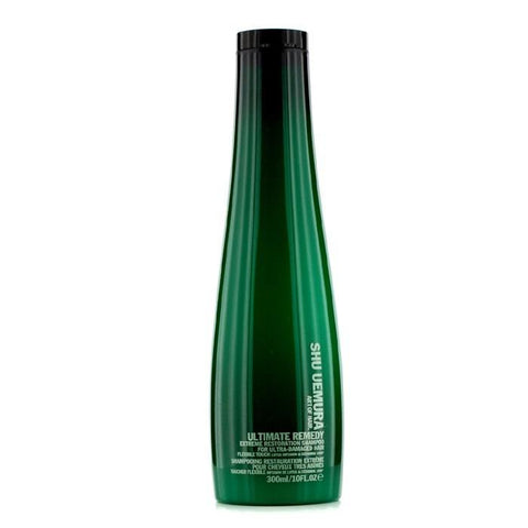 Shu Uemura Ultimate Remedy Extreme Restoration Shampoo (For Ultra-Damaged Hair) 300ml/10oz-Haircare-Cherry Birch