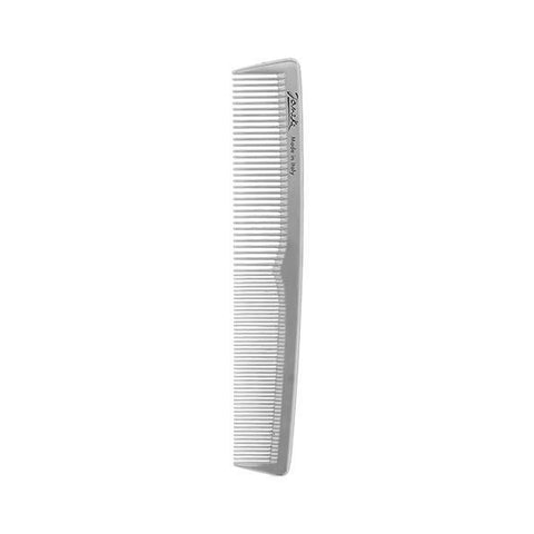 Silver Medium Styling Comb-Combs-Cherry Birch