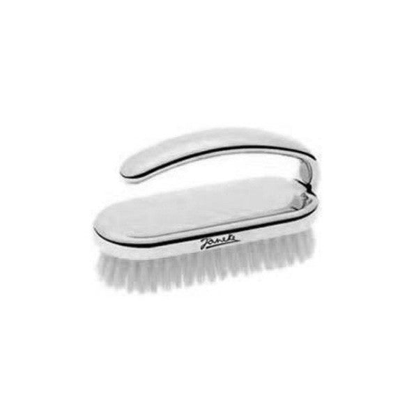 Silver Nailbrush-Accessories-Cherry Birch
