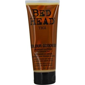 Tigi Bed Head Colour Goddess Oil Infused Conditioner (For Coloured Hair) 200ml/6.76oz-Haircare-Cherry Birch