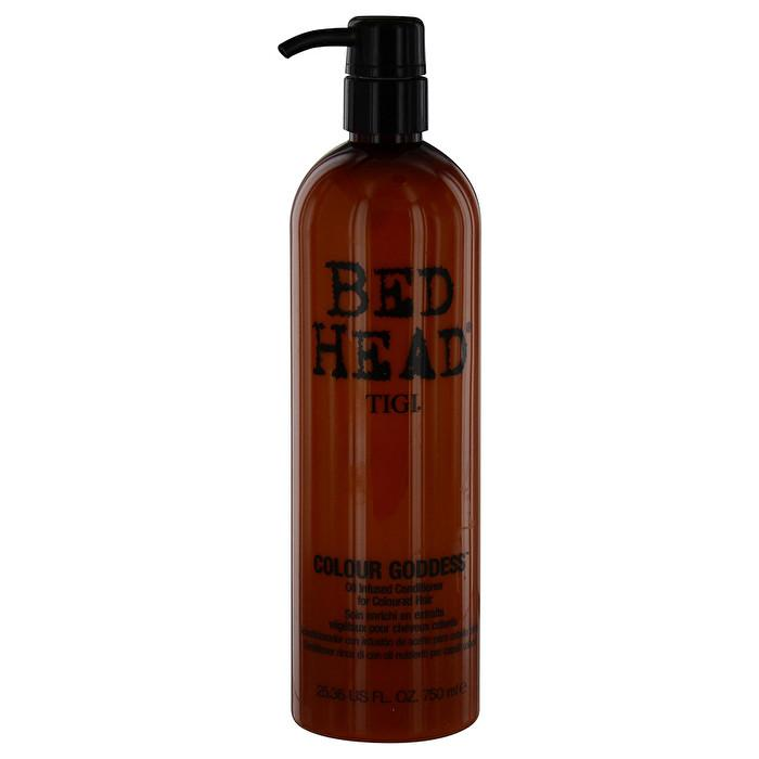 Tigi Bed Head Colour Goddess Oil Infused Conditioner (For Coloured Hair) 750ml/25.36oz-Haircare-Cherry Birch