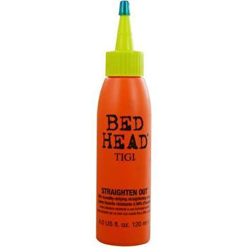 Tigi Bed Head Straighten Out 98% Humidity-Defying Straightening Cream 120ml/4oz-Haircare-Cherry Birch