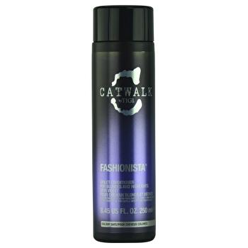 Tigi Catwalk Fashionista Violet Conditioner (For Blondes and Highlights) 250ml/8.45oz-Haircare-Cherry Birch