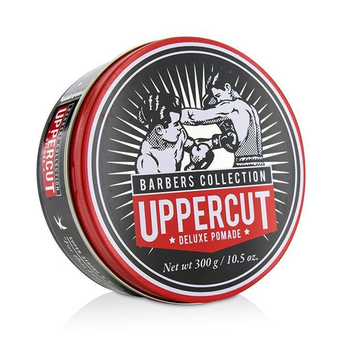 Uppercut Deluxe Barbers Collection Deluxe Pomade 300g/10.5oz-Haircare-Cherry Birch