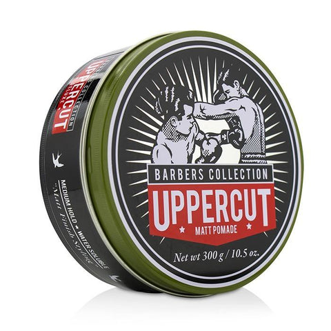 Uppercut Deluxe Barbers Collection Matt Pomade 300g/10.5oz-Haircare-Cherry Birch
