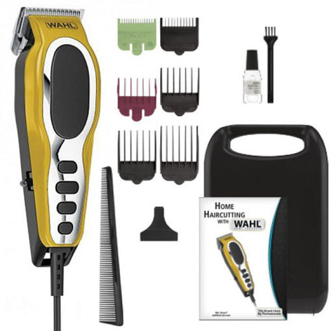 Wahl Close Cut Pro Grooming Kit-Men's Grooming-Cherry Birch