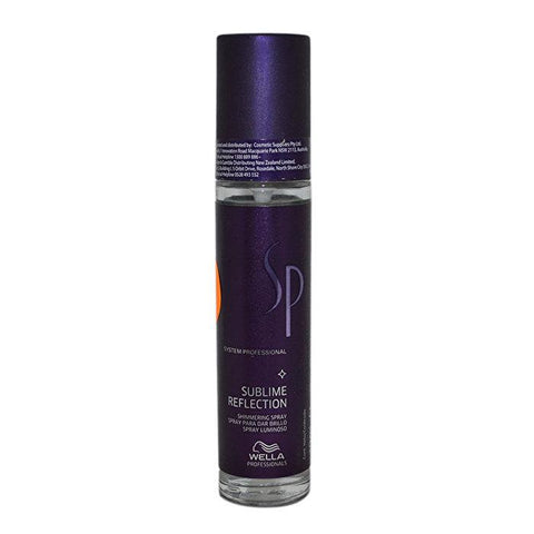 Wella Sp Styling Sublime Reflection Hair Spray 40ml-Haircare-Cherry Birch