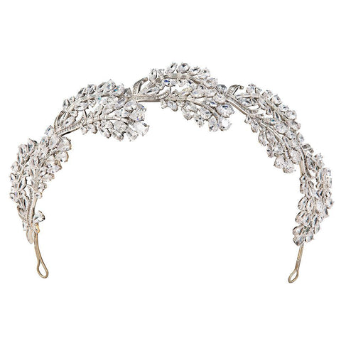 Winston Headpiece-Accessories-Cherry Birch