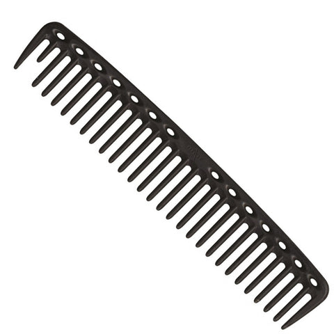 YS Park 452 Big Round Tooth Cutting Comb-Combs-Cherry Birch