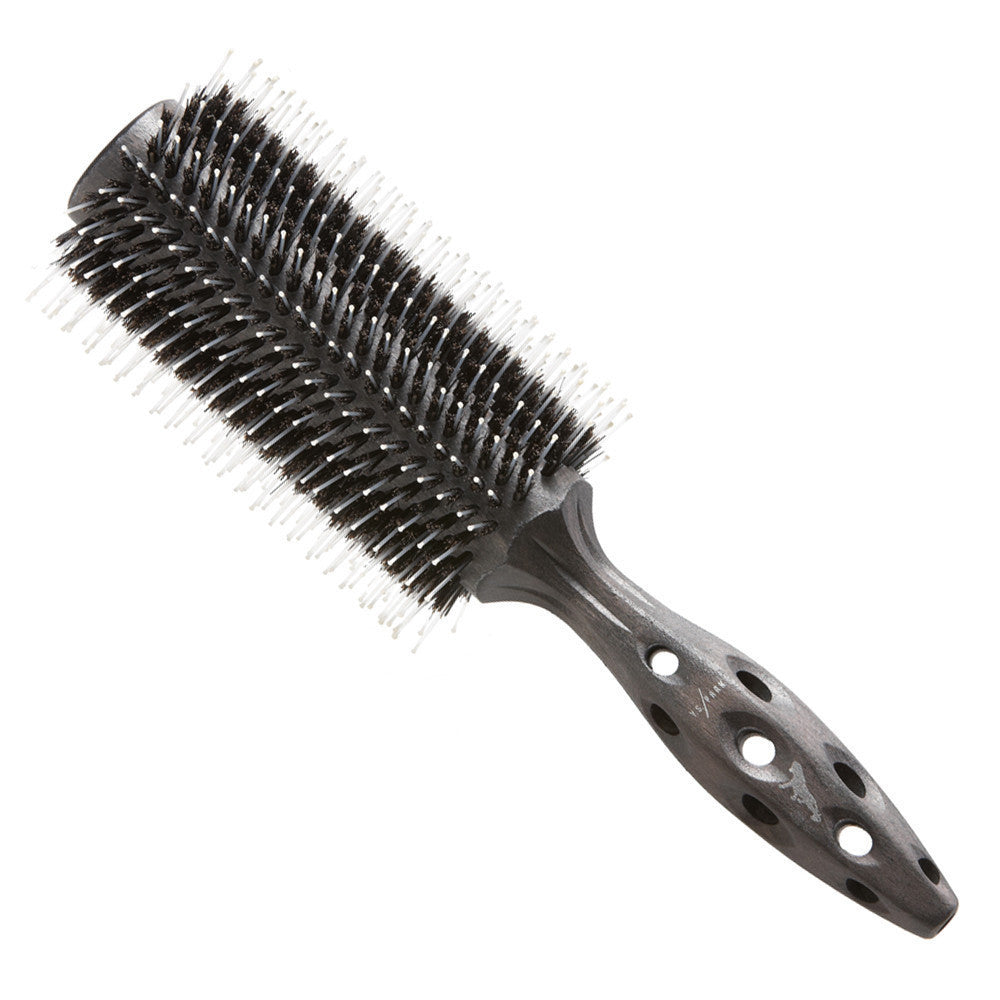 YS Park Extra Large Carbon Tiger 650 Hairbrush-Brushes-Cherry Birch