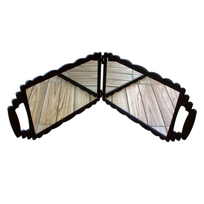 YS Park Hairdresser Mirror-Accessories-Cherry Birch