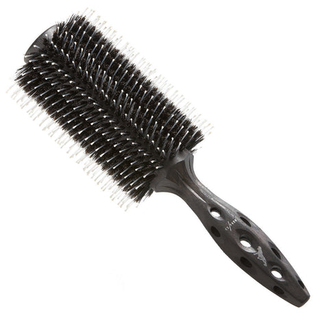 YS Park Jumbo Carbon Tiger 680 Hairbrush-Brushes-Cherry Birch