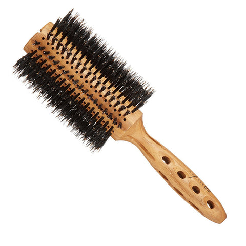 YS Park Large Super Straight Hairbrush-Brushes-Cherry Birch