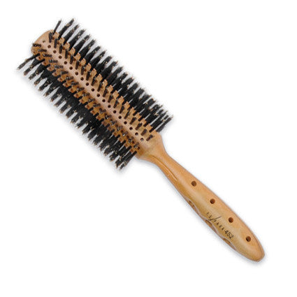 YS Park Medium Super Straight Hairbrush-Brushes-Cherry Birch