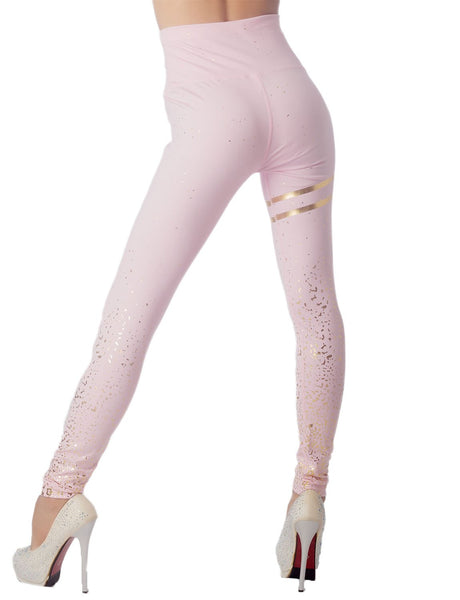 Footless Tummy Control Legging