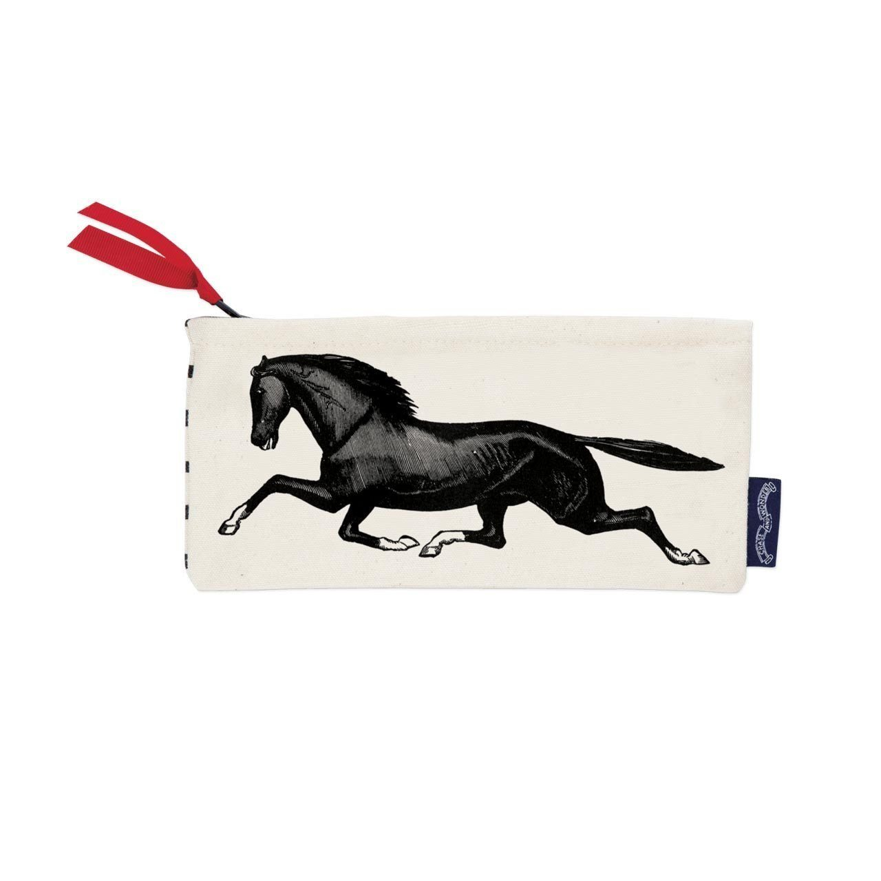 Horse Pencil case - Chase and Wonder - Proudly Made in Britain