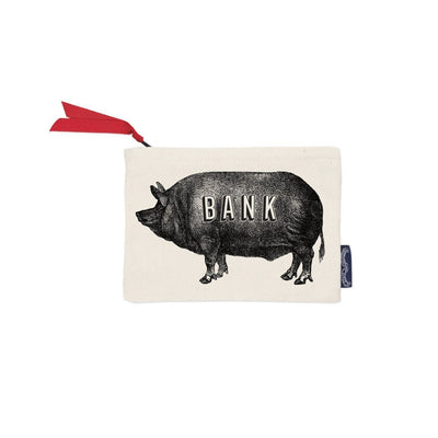 Piggy Bank Purse - Chase and Wonder - Proudly Made in Britain
