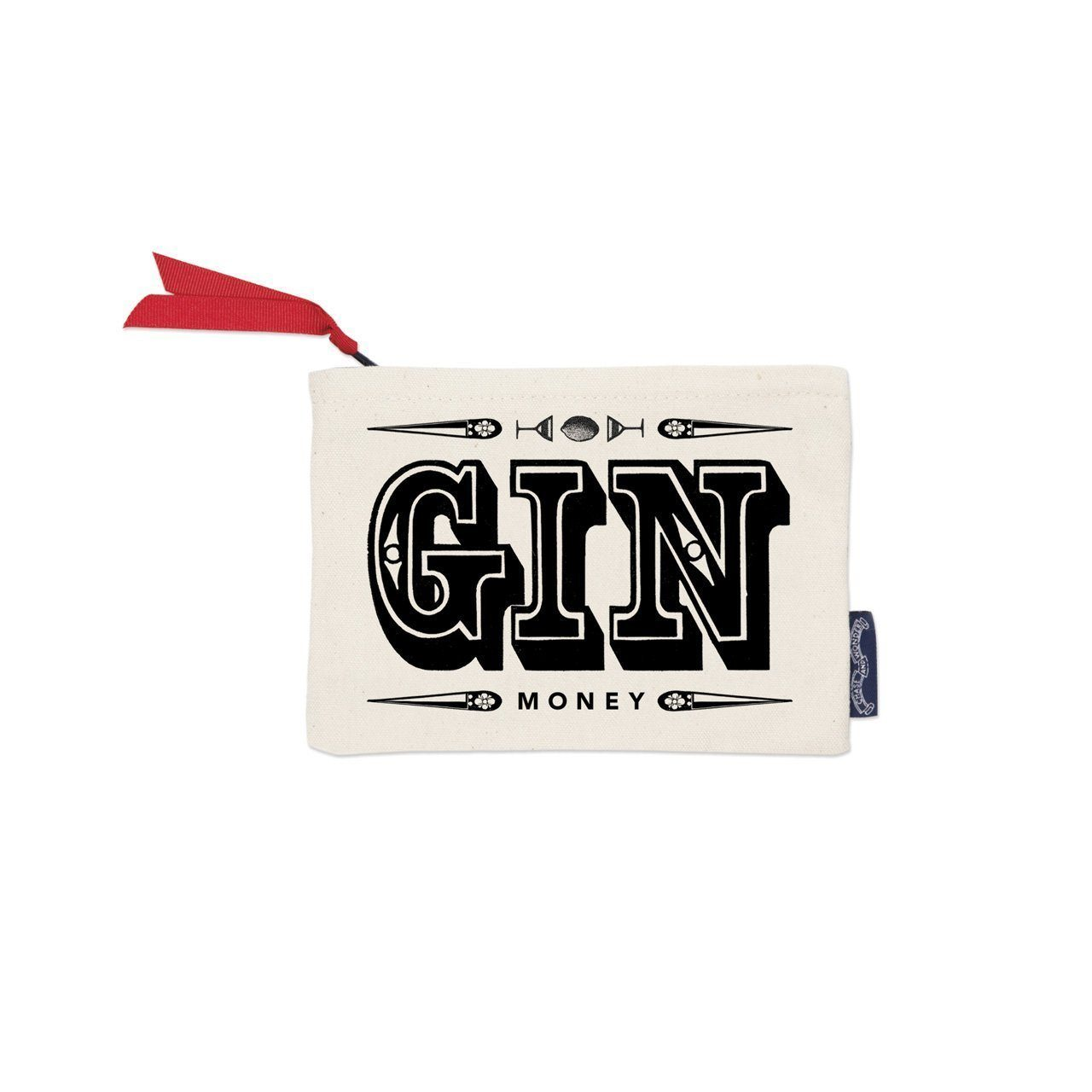 Gin Money Purse - Chase and Wonder - Proudly Made in Britain