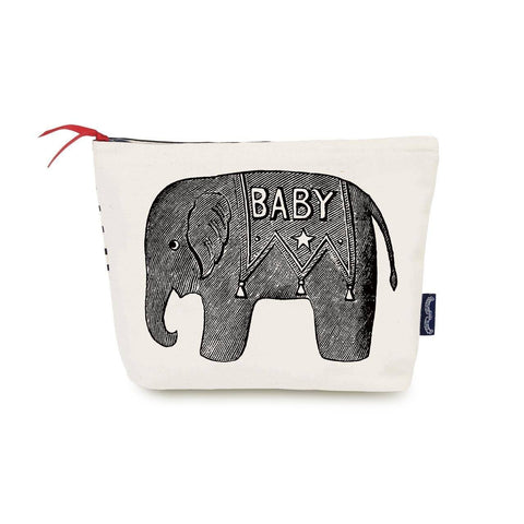 Baby Elephant Wash Bag