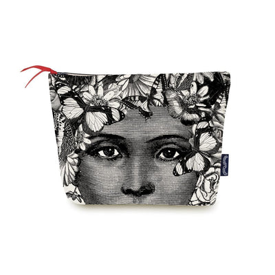 Butterfly Lady Wash Bag - Chase and Wonder - Proudly Made in Britain