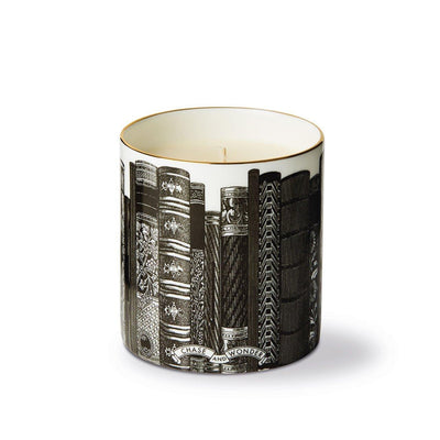 The Library Fine China Scented Candle - Chase and Wonder - Proudly Made in Britain