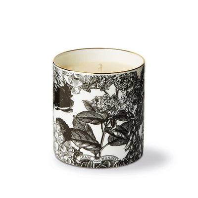 The Country Garden Fine China Scented Candle - Chase and Wonder - Proudly Made in Britain