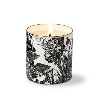 The Country Garden Fine China Scented Candle