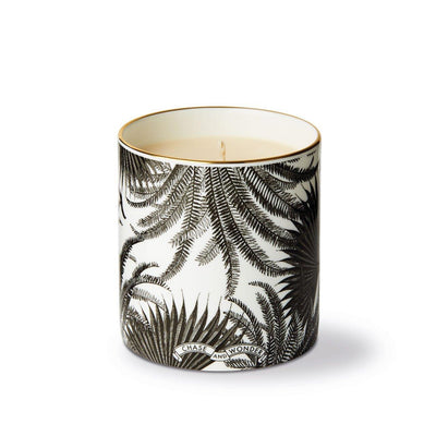 The Tropical Paradise Ceramic Candle - Chase and Wonder - Proudly Made in Britain