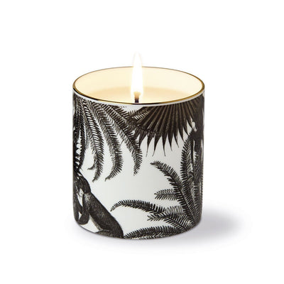 The Tropical Ceramic Candle - Chase and Wonder - Proudly Made in Britain