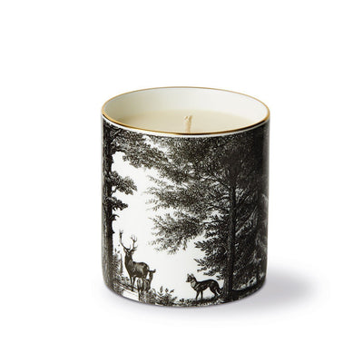 The Enchanted Forest Fine China Scented Candle - Chase and Wonder - Proudly Made in Britain