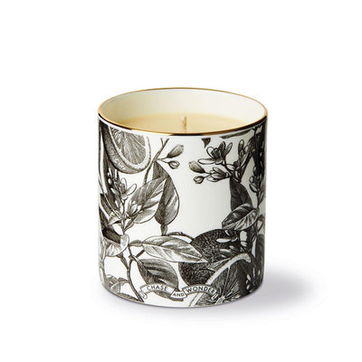 The Orangery Fine China Scented Candle - Chase and Wonder - Proudly Made in Britain