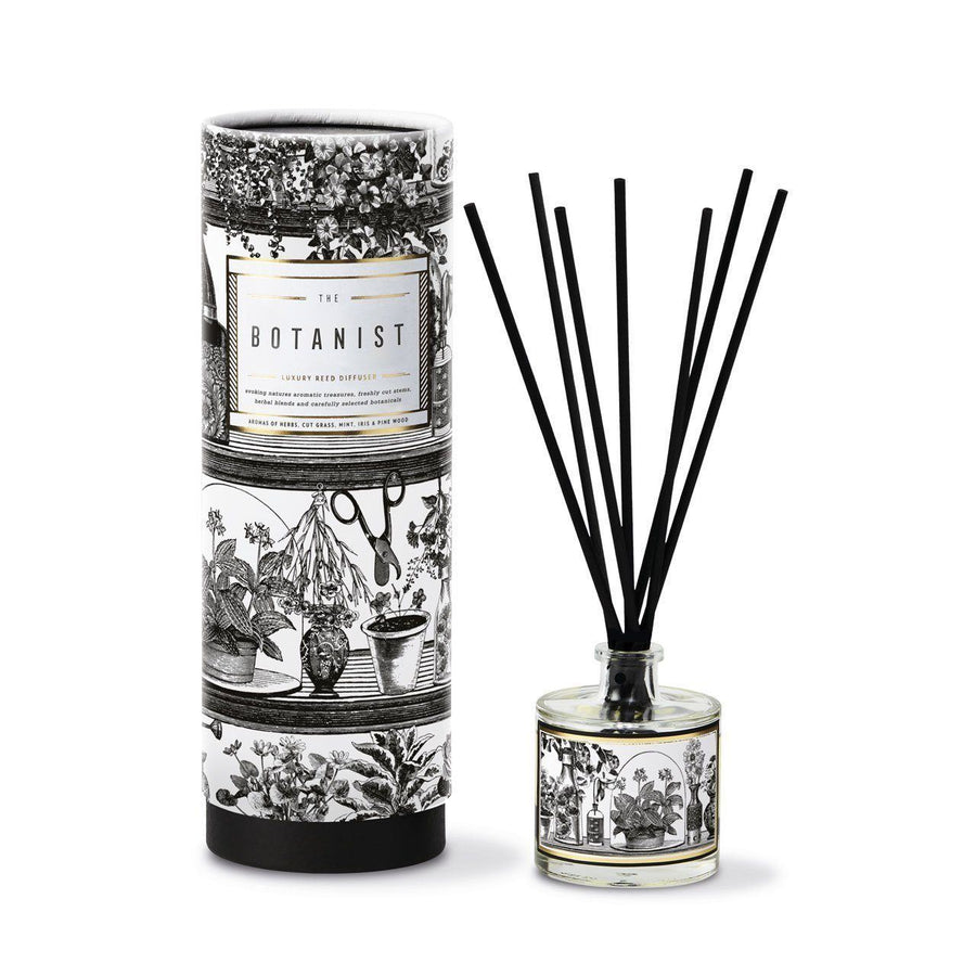 The Botanist Reed Diffuser - Chase and Wonder - Proudly Made in Britain