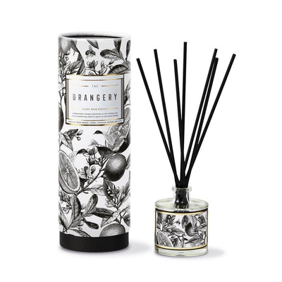 The Orangery Reed Diffuser - Chase and Wonder - Proudly Made in Britain