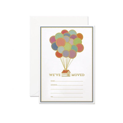 New Home Card Set - Chase and Wonder - Proudly Made in Britain