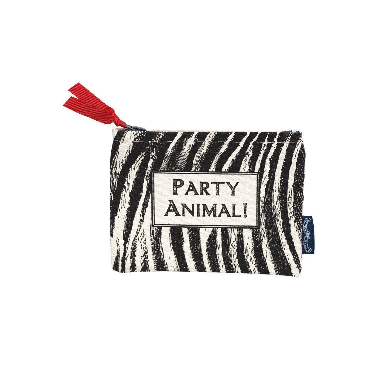 Party Animal Purse - Chase and Wonder - Proudly Made in Britain