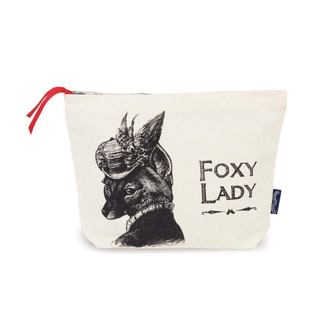 Foxy Lady Wash Bag