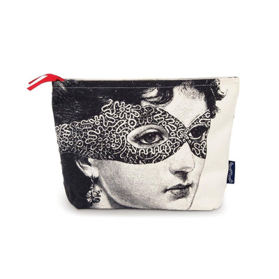 Lady in the Mask Wash Bag