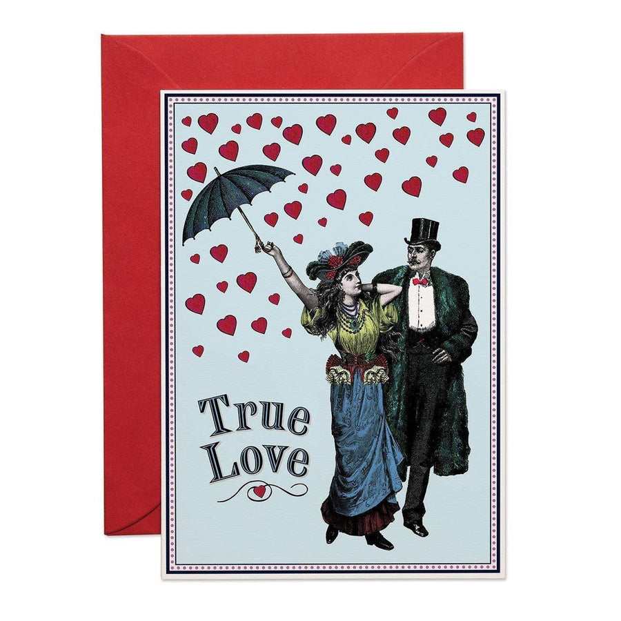 True Love Greeting Card - Chase and Wonder - Proudly Made in Britain